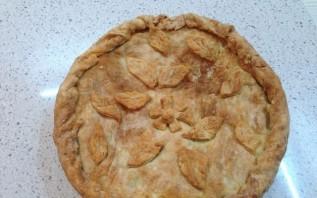 Французский пирог за 5 минут - фото шаг 6