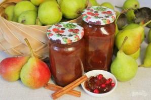 Начинка для зимних пирогов из груш с лимонником и корицей - фото шаг 8