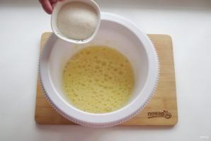 Бисквит с содой - фото шаг 4