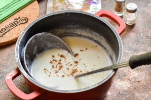 Лазанья из кабачков с рикоттой - фото шаг 4