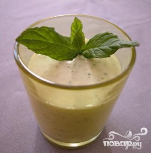 Витаминный напиток Мятный восторг - фото шаг 4