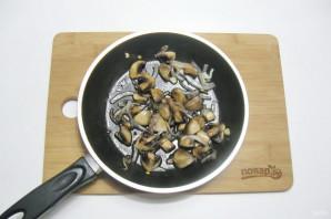 """Салат """"Жареные грибы"""" - фото шаг 4"""