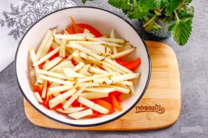 Салат из тыквы - фото шаг 4