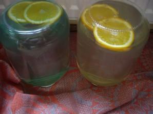 Березовый сок с апельсином - фото шаг 3