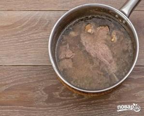 Суп харчо с бараниной - фото шаг 1