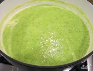 Суп из кабачков и брокколи - фото шаг 7