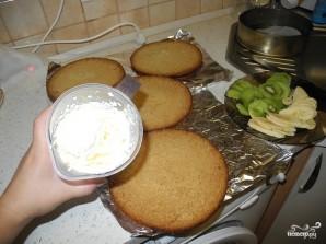 Ванильный бисквит  - фото шаг 4