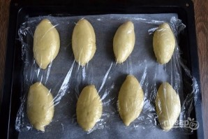 Вкусные пирожки с мясом - фото шаг 8