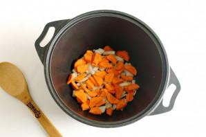 Овощное рагу с картошкой - фото шаг 2
