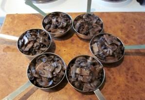 Грибной жульен со сливками - фото шаг 3