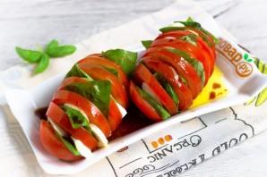 Фаршированные помидоры в итальянском стиле - фото шаг 6