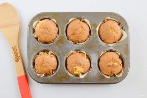 Апельсиновые маффины - фото шаг 9