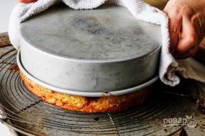 Пирог с вишней в духовке - фото шаг 10