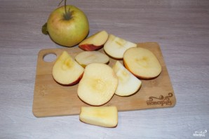 Компот из вишни с яблоками - фото шаг 1