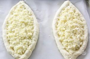 Хачапури по-грузински с сыром - фото шаг 9
