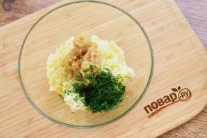 Картофельное пюре: 6 видов - фото шаг 7
