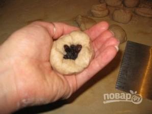 Пончики со смородиной - фото шаг 3