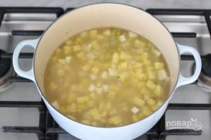 Суп-пюре из сельдерея - фото шаг 7