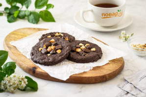Печенье с авокадо - фото шаг 6