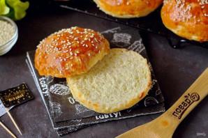 Картофельные булочки для бургеров - фото шаг 10