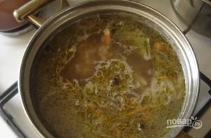 Суп из мойвы - фото шаг 7
