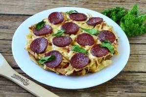 Пицца на картошке фри - фото шаг 6