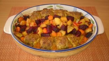 Щука в соусе карри с овощами - фото шаг 7
