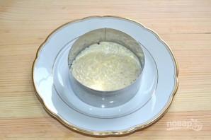 Салат с консервированным перцем - фото шаг 5