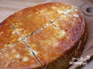 Пирог из блинов с мясом - фото шаг 9