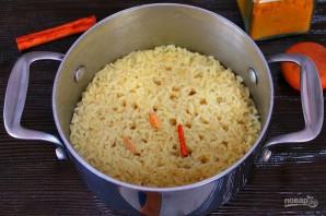 Рис с куркумой - фото шаг 4
