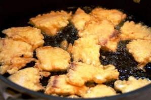 Рыба в кляре на сковороде - фото шаг 3