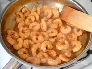 Жареные креветки в остром маринаде - фото шаг 5