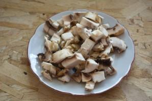 Слоеные пирожки с грибами - фото шаг 1