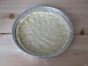 Пирог с черносливом и сметаной - фото шаг 7