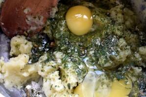 Закусочные картофельные вафли - фото шаг 1