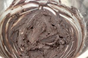 Шоколадное печенье к Дню влюбленных - фото шаг 4