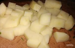 Суп с фрикадельками и гречневой крупой - фото шаг 1