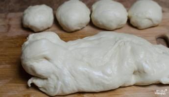 Индийские лепешки наан - фото шаг 7
