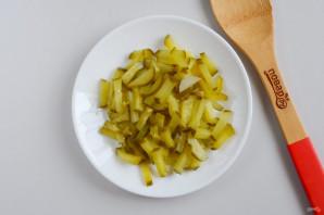 Салат с сердцем свиным - фото шаг 4