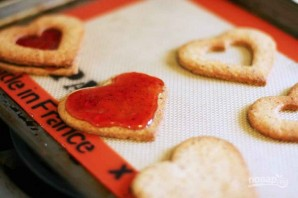 Печенье ко дню Святого Валентина - фото шаг 4