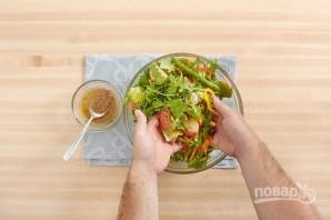 Салат из картофеля и яиц - фото шаг 6