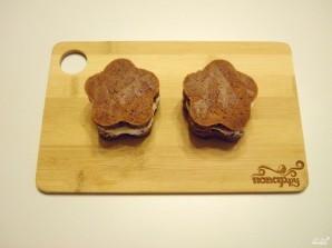 Пирожные Обезьянка - фото шаг 12