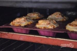 Куриные тефтельки в картофельных корзиночках - фото шаг 6