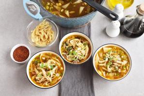 Корейский суп - фото шаг 10