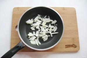 Теплый салат из шампиньонов с топинамбуром - фото шаг 1