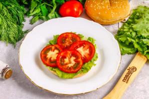 Бургер Джейми Оливера - фото шаг 7