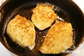 Куриные грудки с пастой и сливочным соусом - фото шаг 7