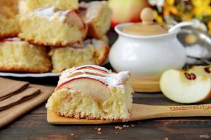 Яблочно-кокосовый пирог - фото шаг 10