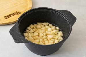 Варенье из груши с маком и ванилью - фото шаг 5