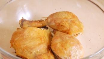 Сациви с курицей по-грузински - фото шаг 1